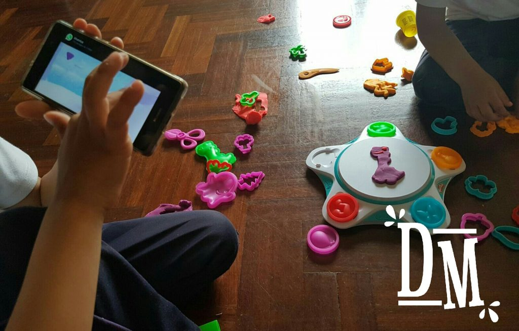 play doh touch opiniones